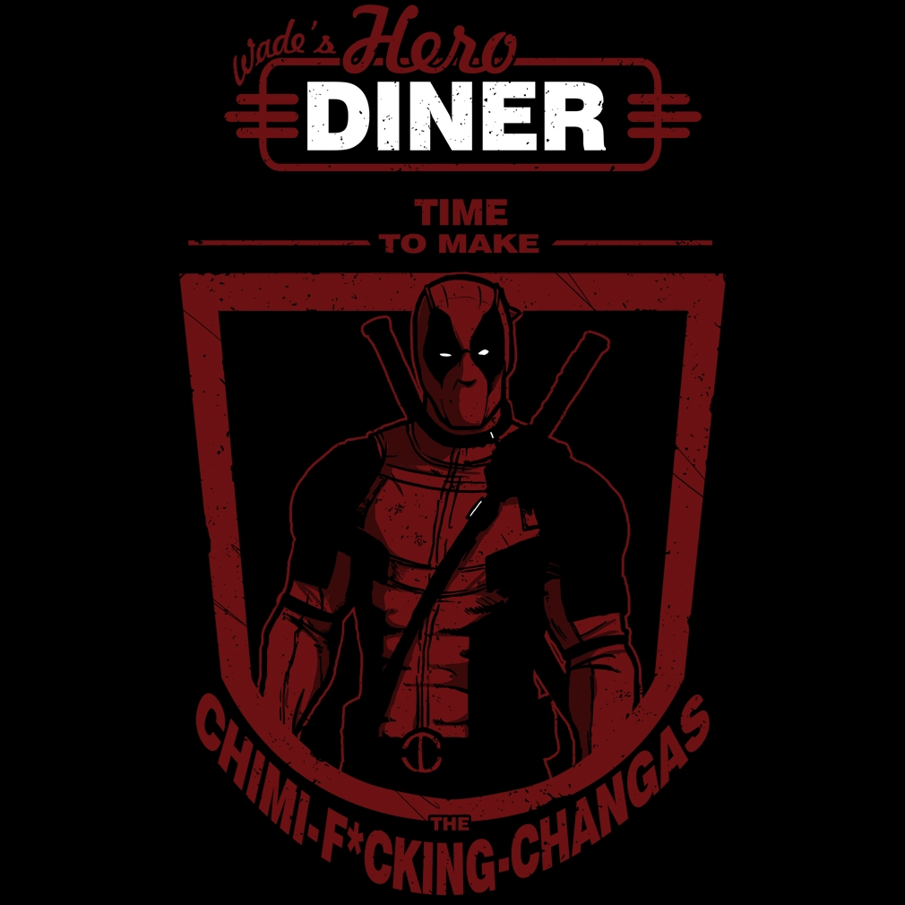 TeeTournament: Hero Diner