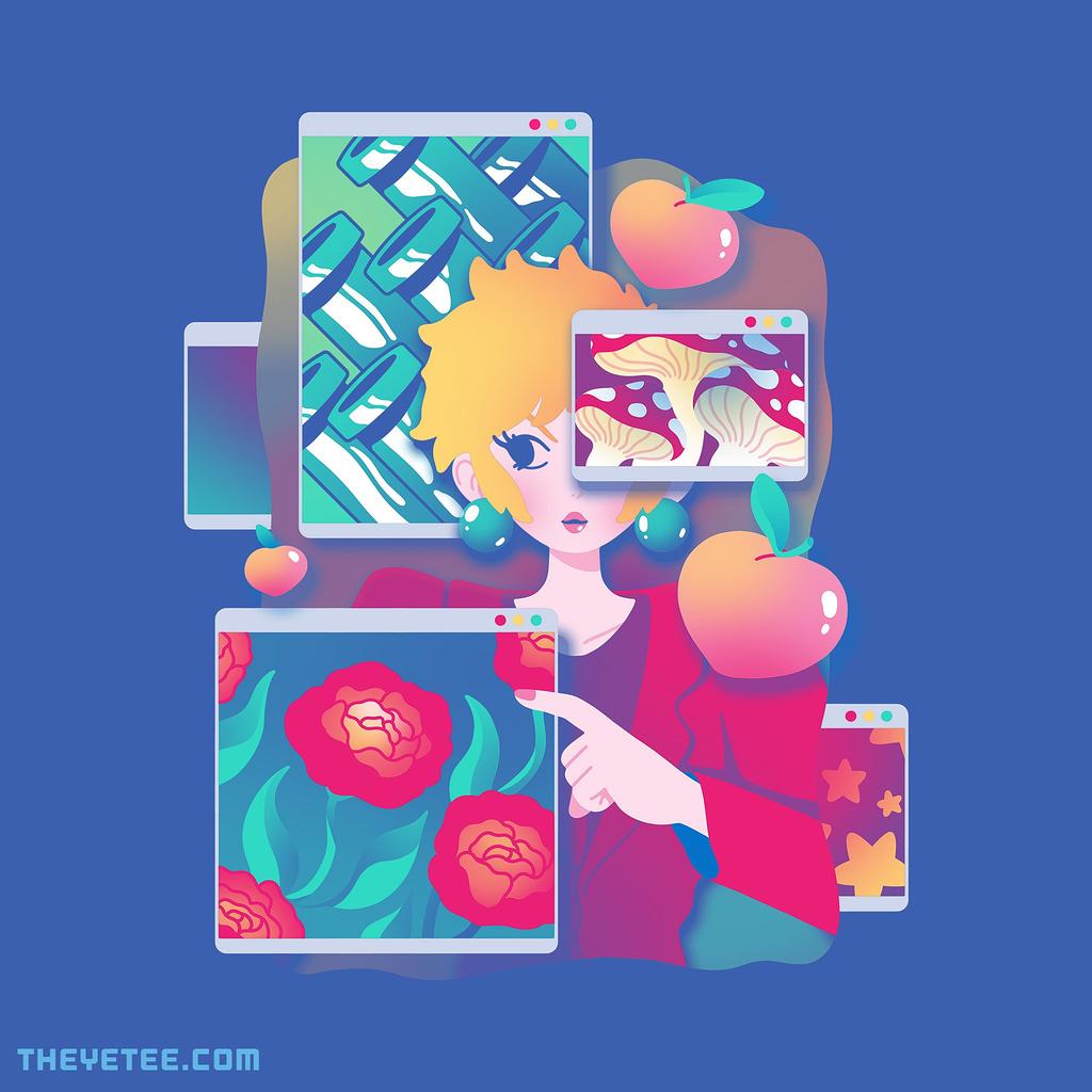 The Yetee: Peachy Computing