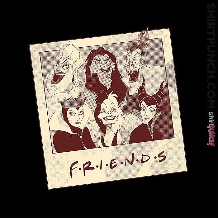 ShirtPunch: Wicked Friends