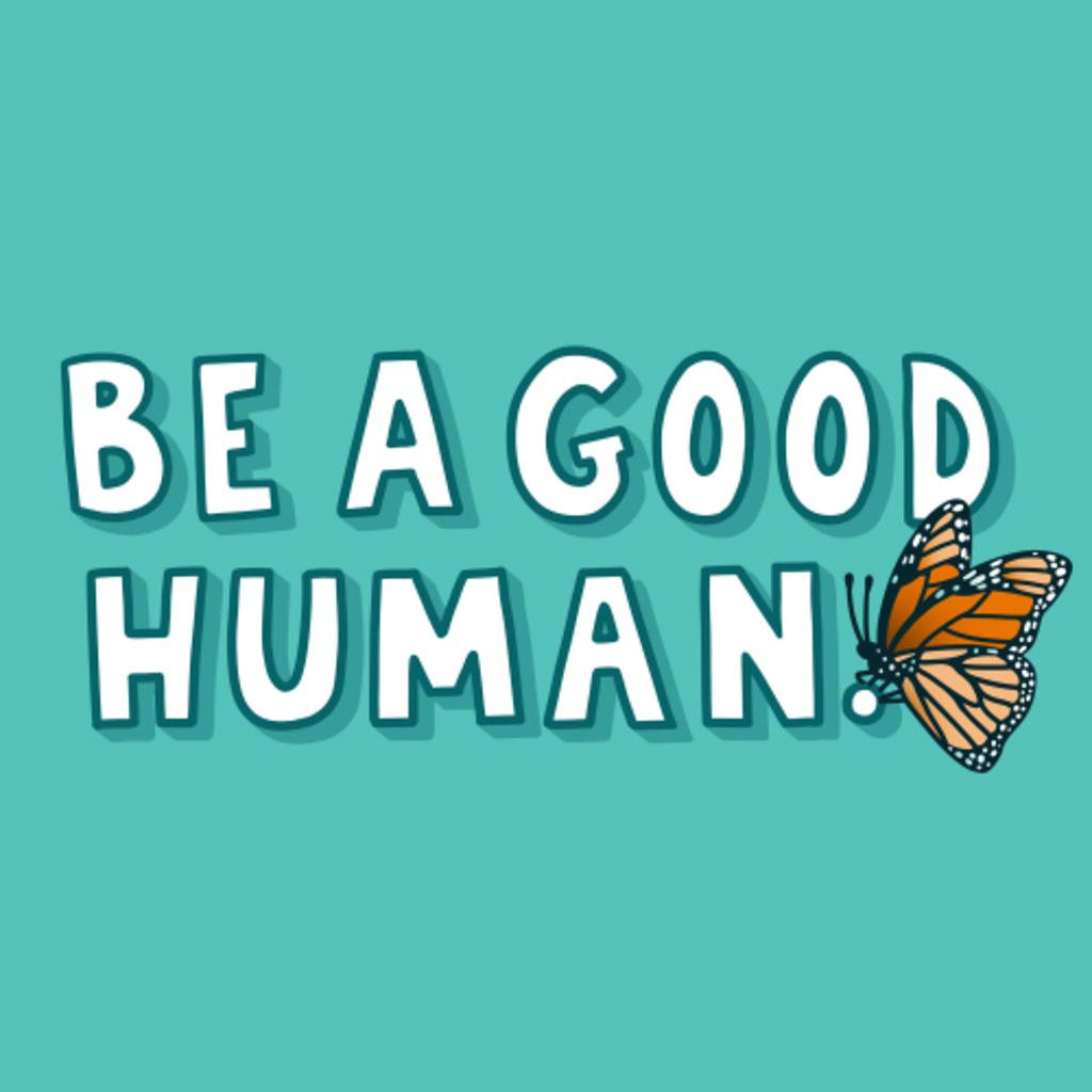 TeeTurtle: Be a Good Human