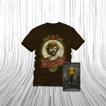ShirtPunch: The Hand of the King Bundle