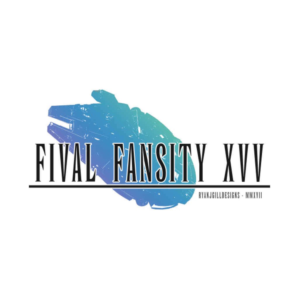 TeePublic: Fival Fansity XVV Shirt