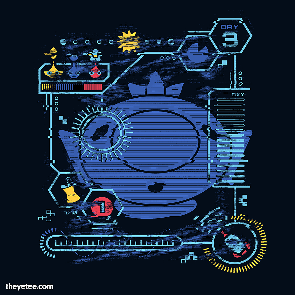 The Yetee: Captain's HUD