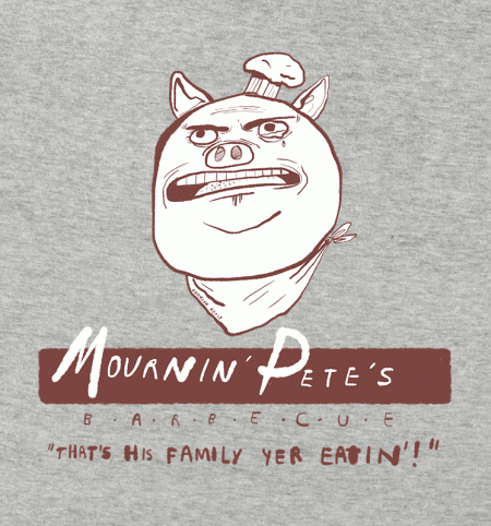 BustedTees: Mournin' Pete's