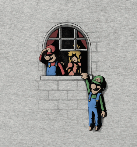 BustedTees: Castle Lovers