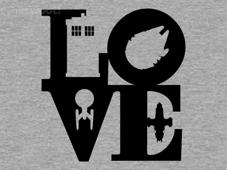 Woot!: I Love Scifi - Heather Remix