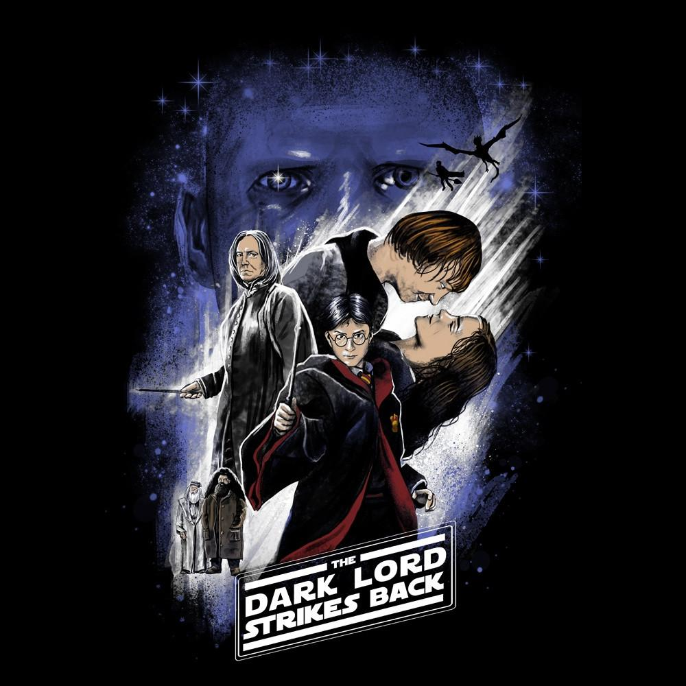 Once Upon a Tee: Dark Lord Strikes Back