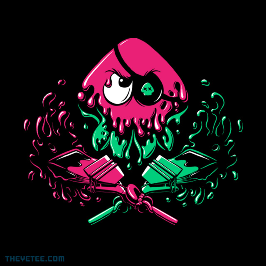 The Yetee: Jolly Inker