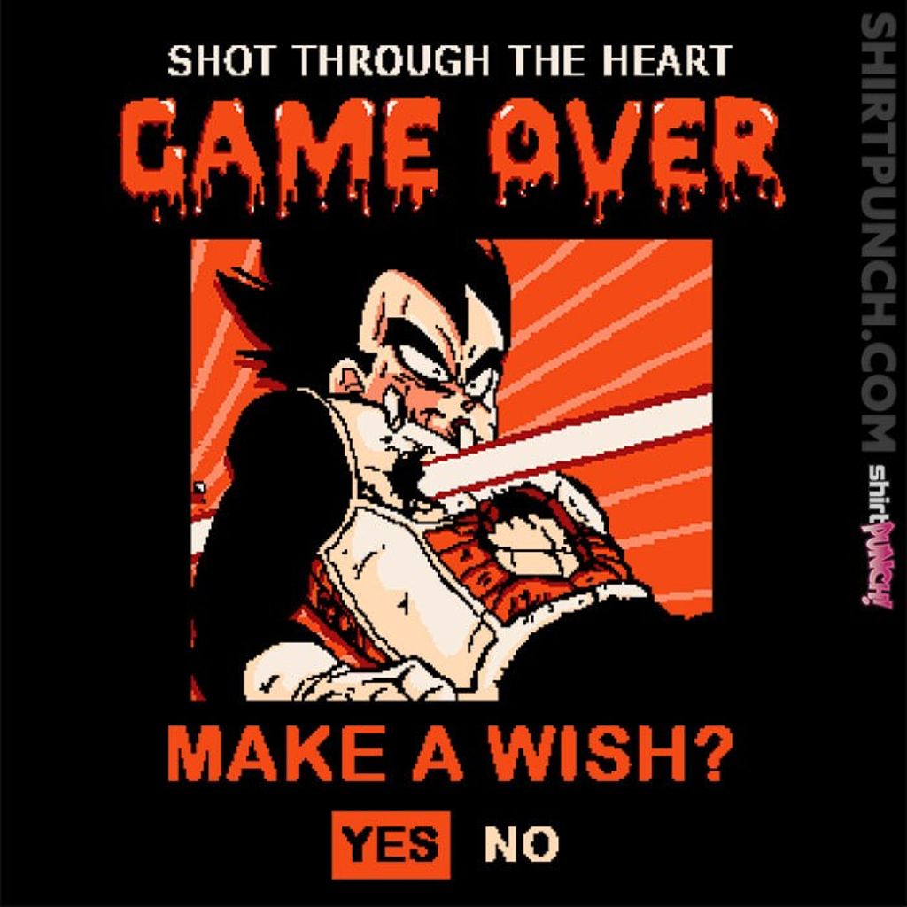 ShirtPunch: Shot Through The Heart