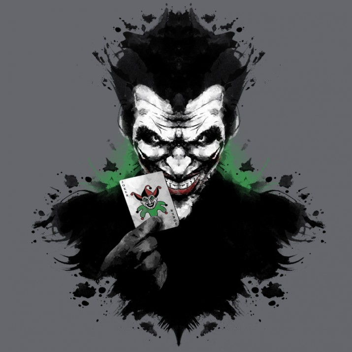 Wistitee: Joker Ink