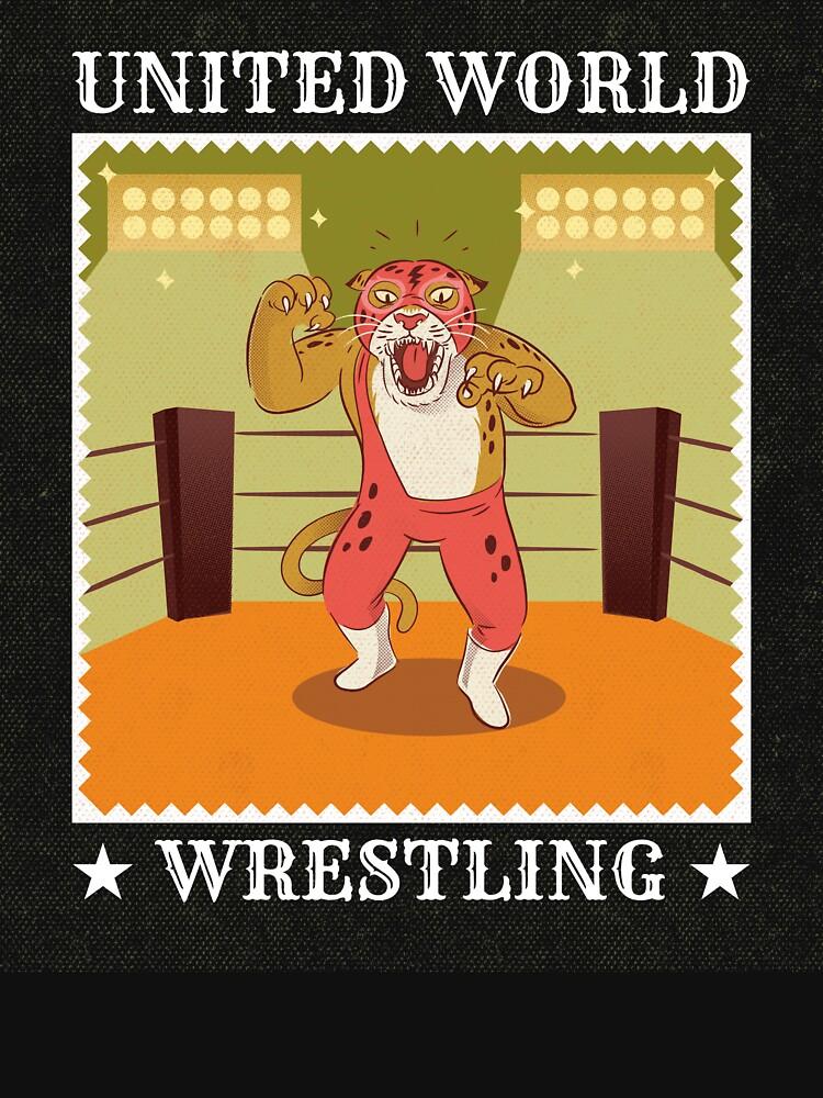 RedBubble: United World Wrestling
