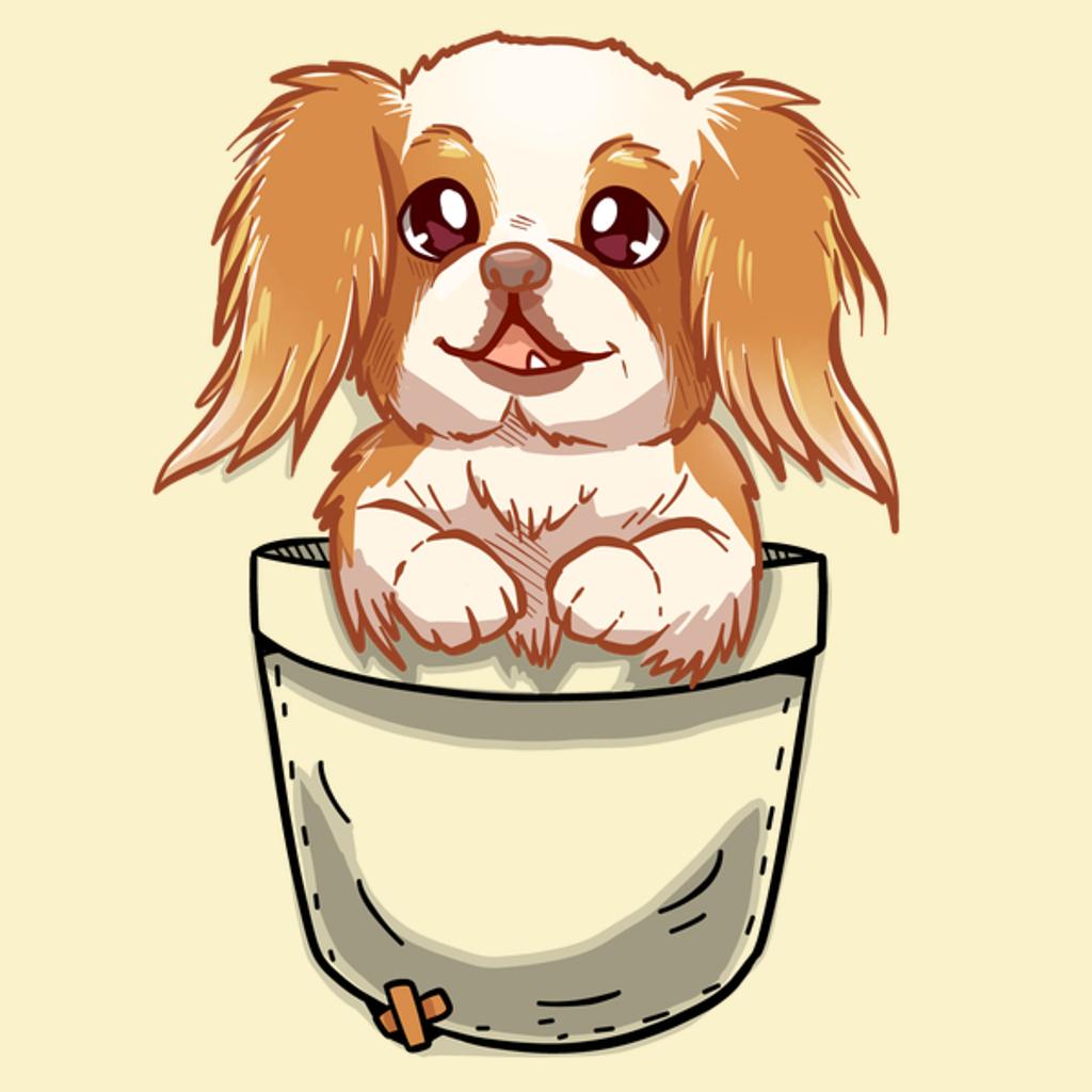 NeatoShop: Pocket Cute Japanese Chin Dog