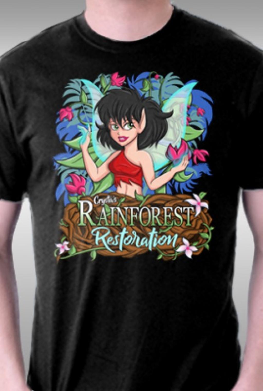 TeeFury: Rainforest Restoration