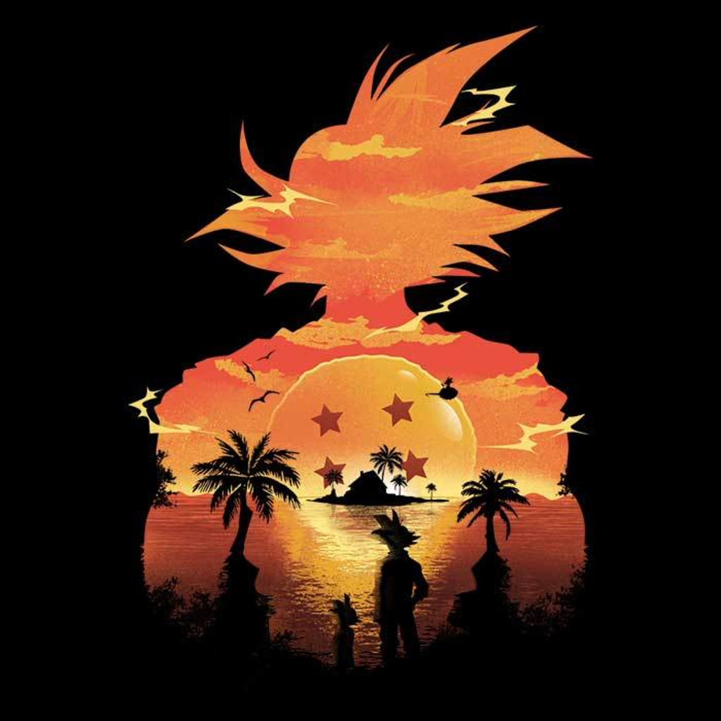 Once Upon a Tee: Four Star Sunset