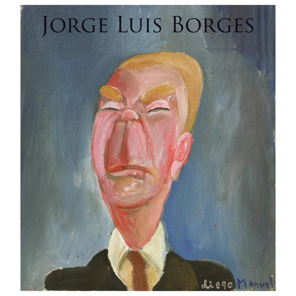 NeatoShop: Jorge Luis Borges portrait