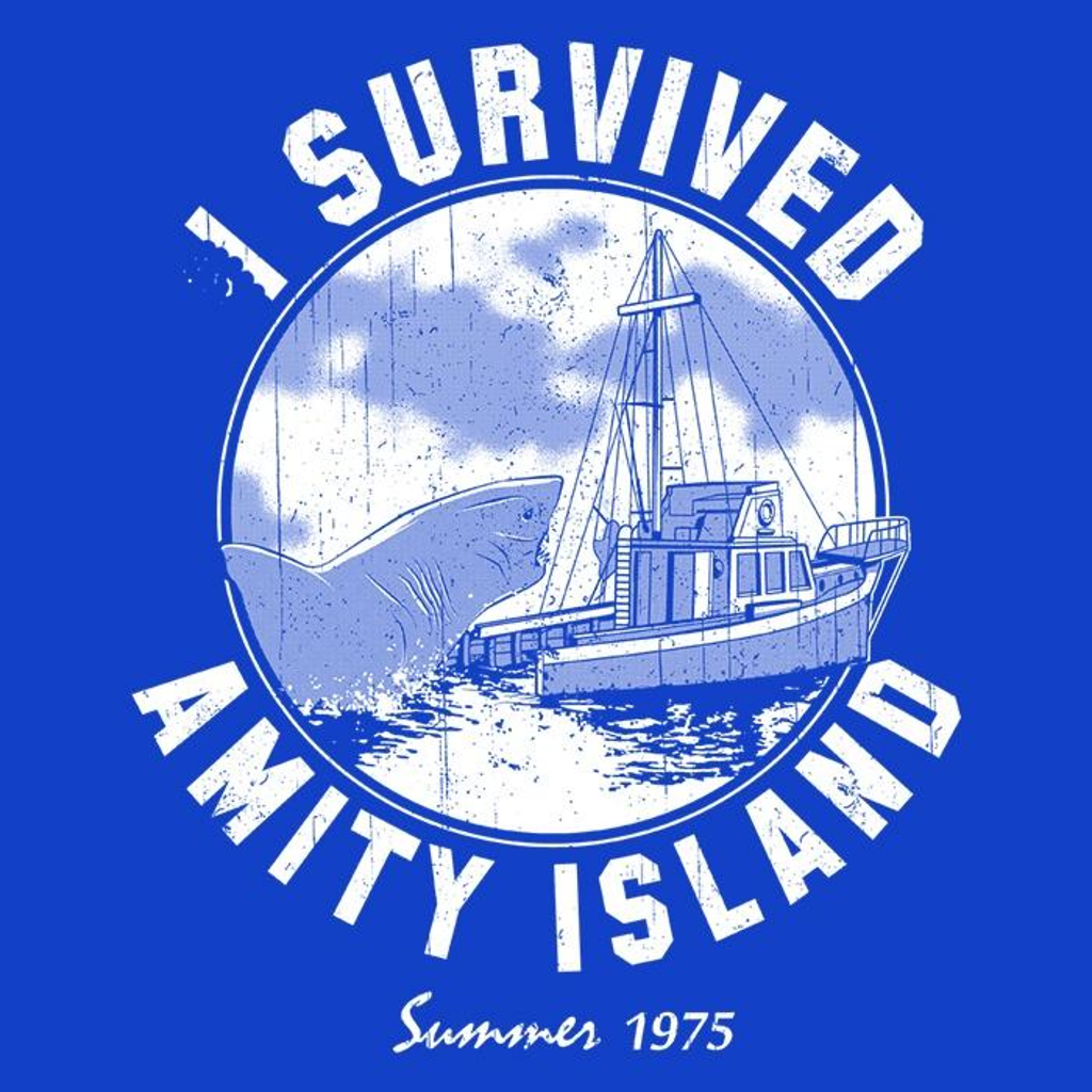 Once Upon a Tee: I Survived Amity Island