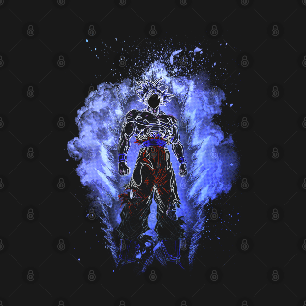 TeePublic: Soul of the Ultra Instinct