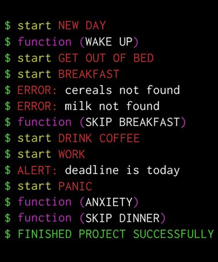 Qwertee: Monday Programmer