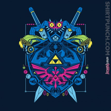 ShirtPunch: Breath of the Switch (Shirt only)