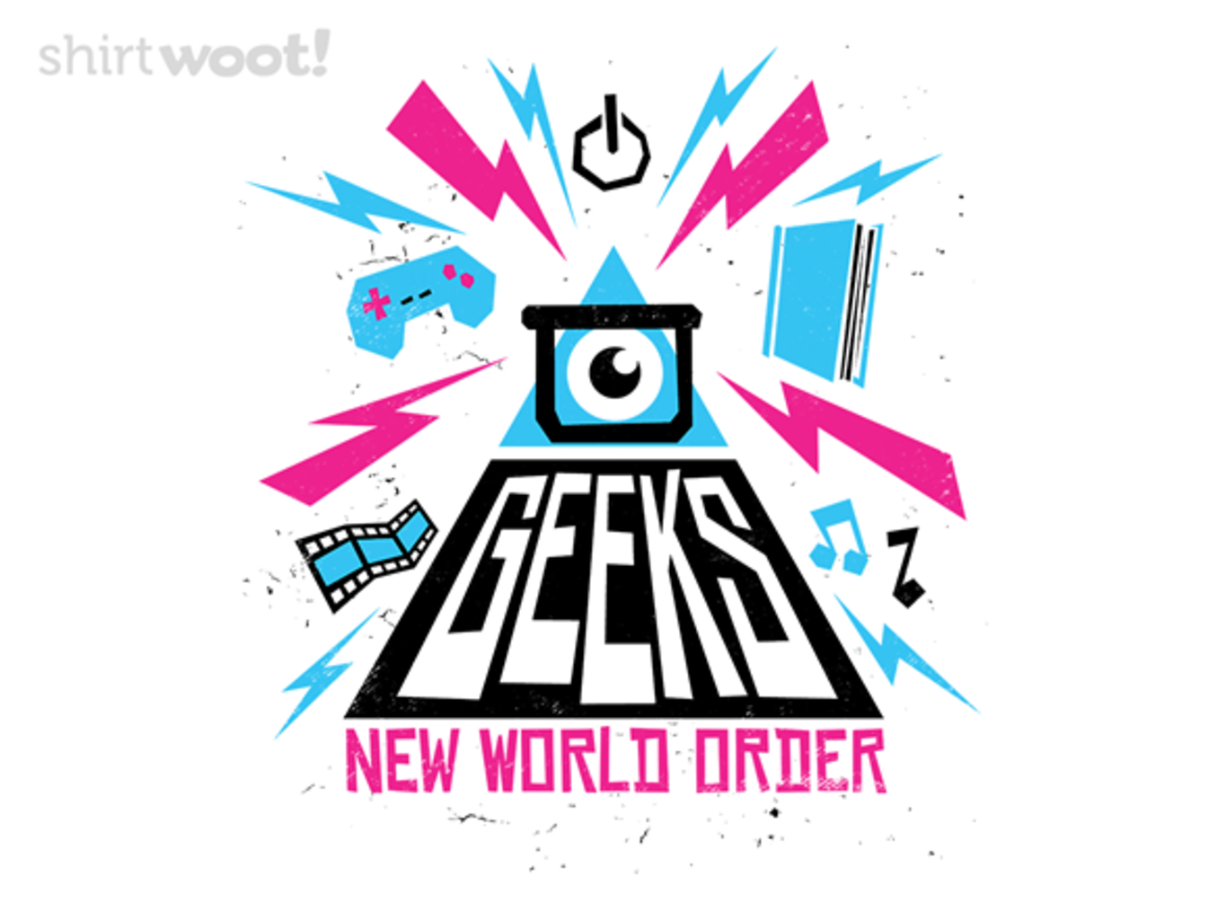 Woot!: New World Order - $15.00 + Free shipping