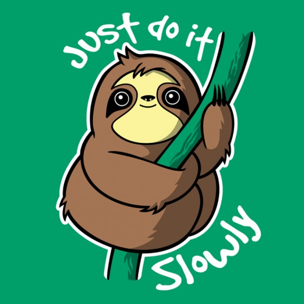 Wistitee: Slow sloth