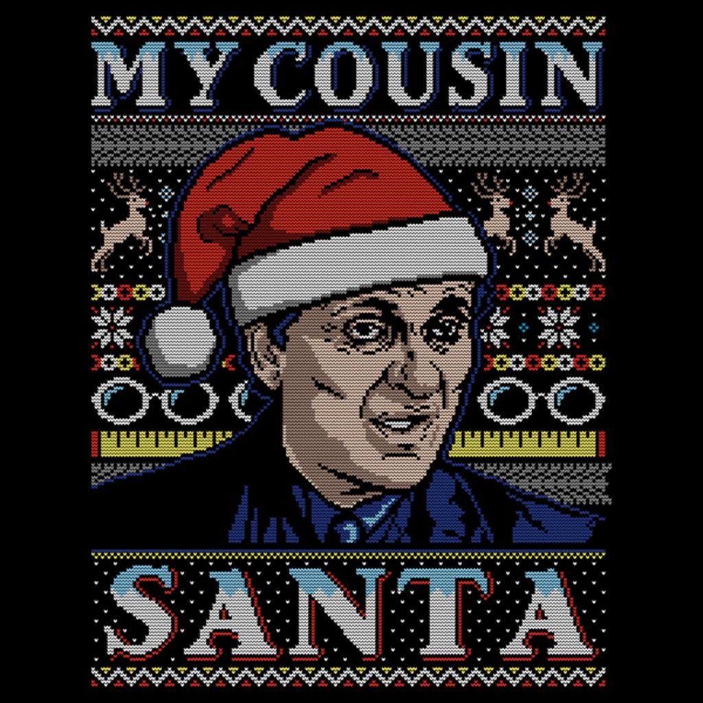NeatoShop: My Cousin Santa