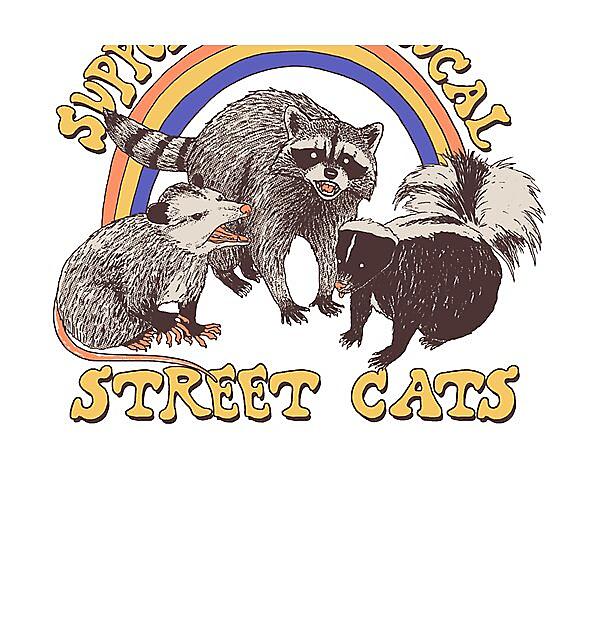 RedBubble: Street Cats