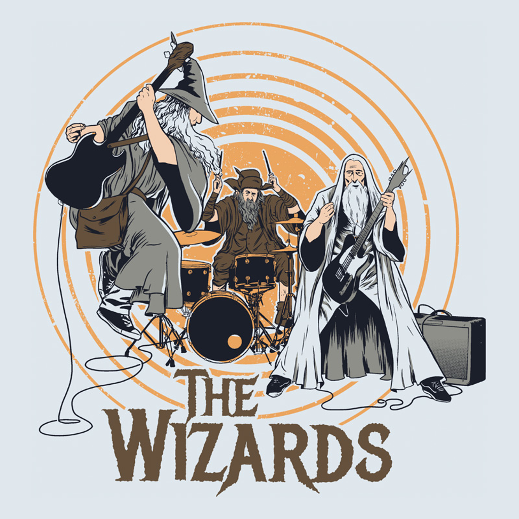 Pampling: The Wizards