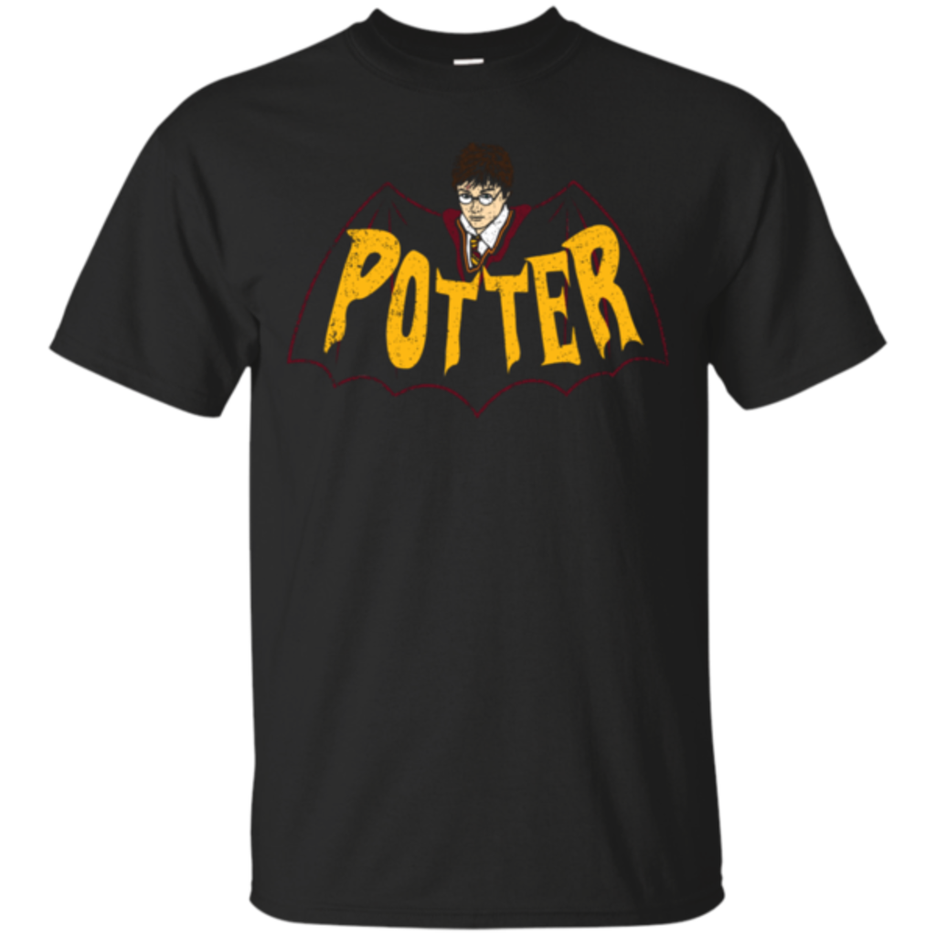 Pop-Up Tee: Potter