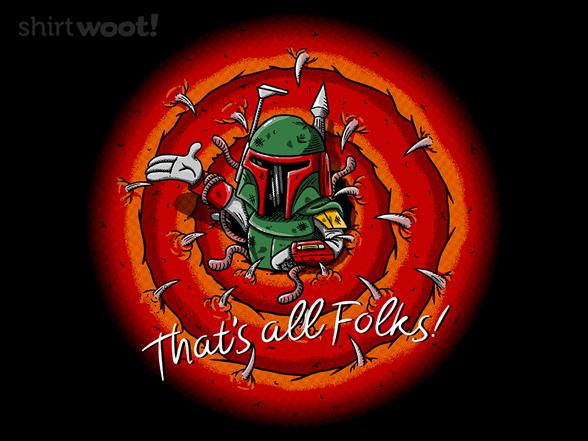 Woot!: That's Sarlacc Folks!