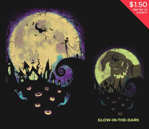TeeFury: Nightmare Moon