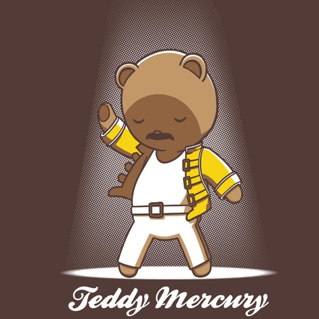 TeeTee: Teddy Mercury
