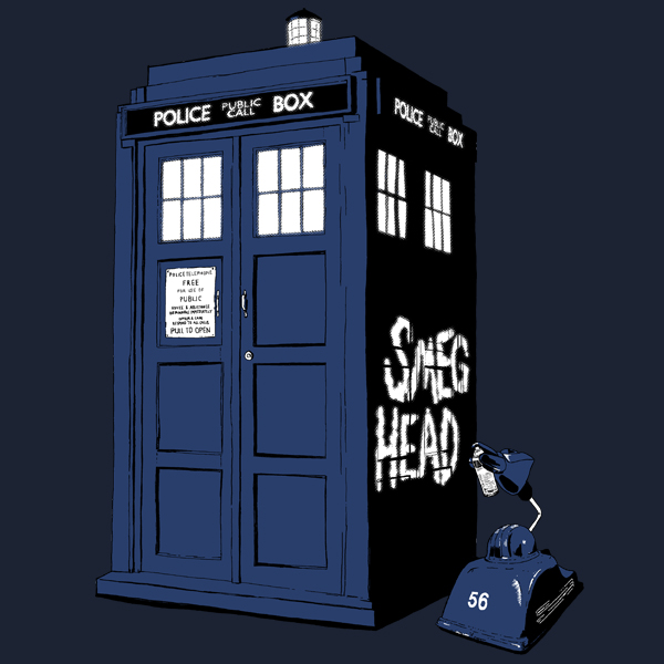 GraphicLab: Bad Smeg Head