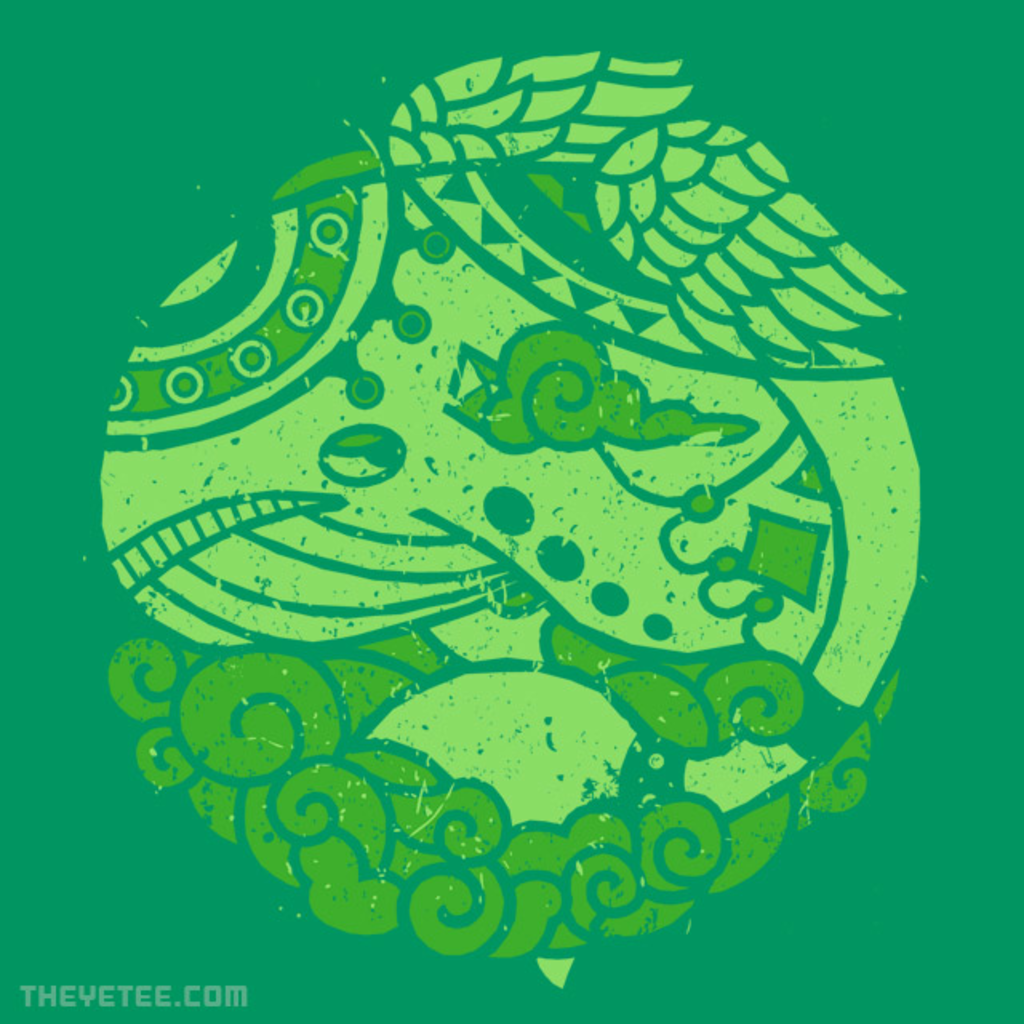 The Yetee: Wind Fish