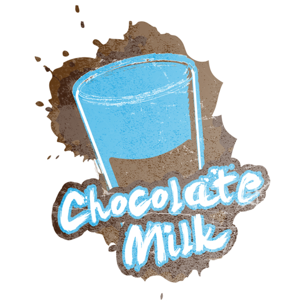 NeatoShop: A Tall Glass of Chocolate Milk