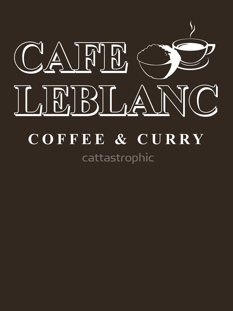 RedBubble: Cafe Leblanc