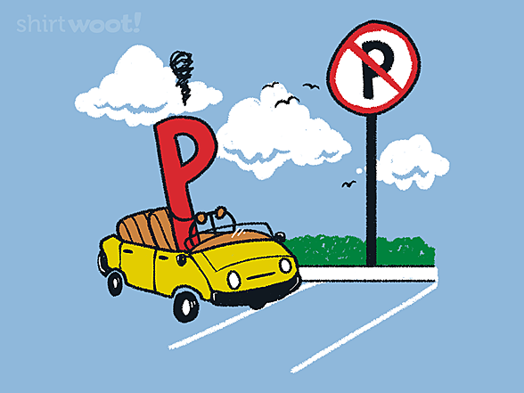 Woot!: No Parking