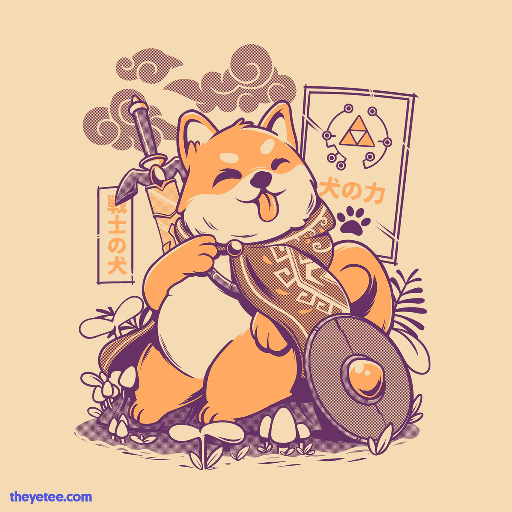 The Yetee: The legend of Dog