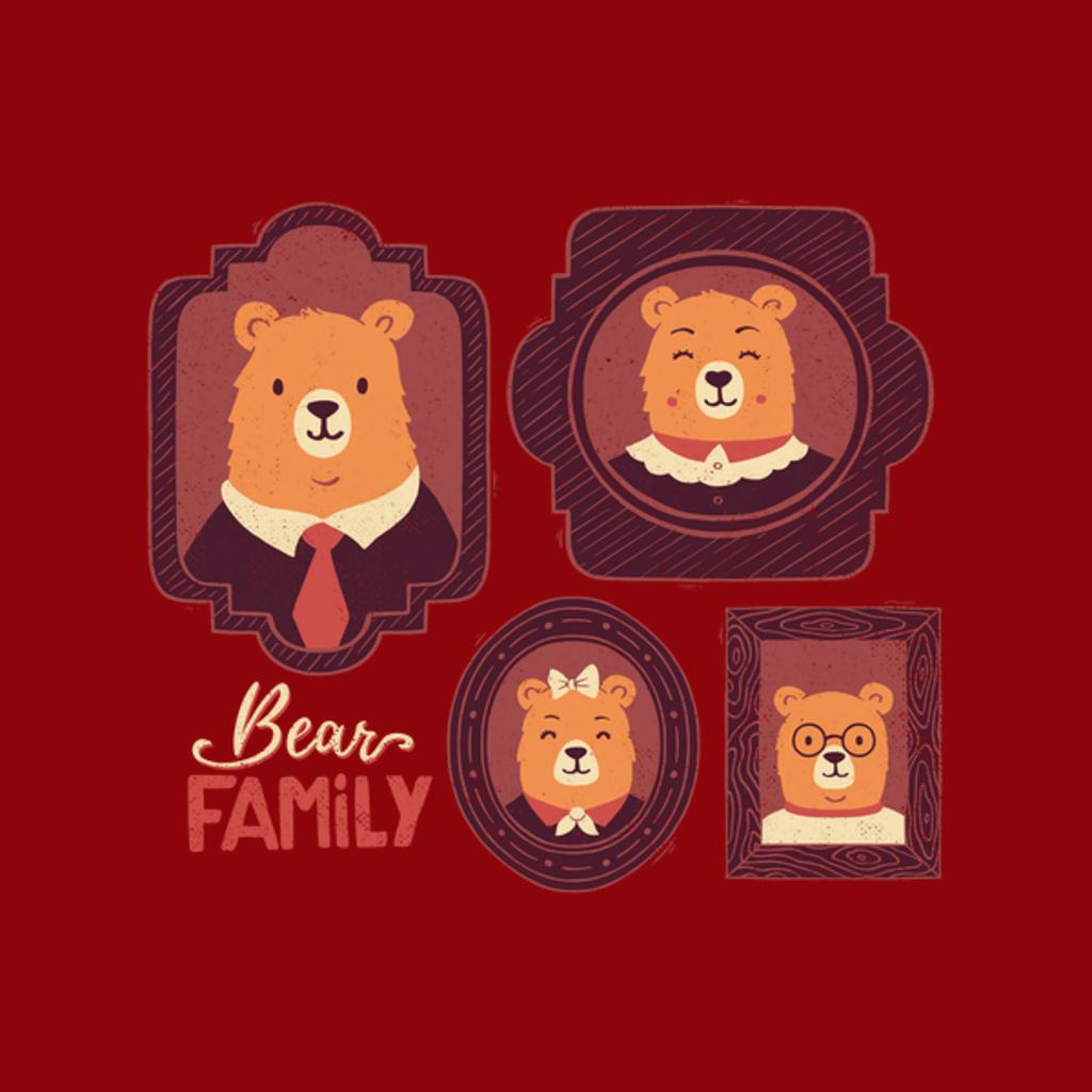 NeatoShop: Bear Family
