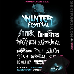 ShirtPunch: Winter Festival