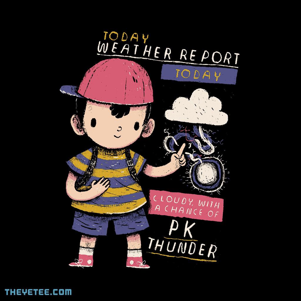 The Yetee: pk thunder