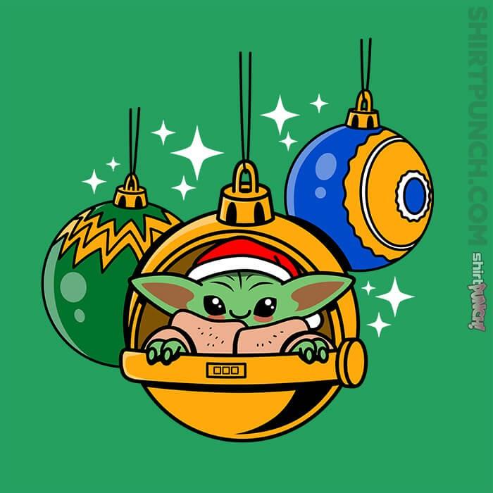 ShirtPunch: Christmas Pod