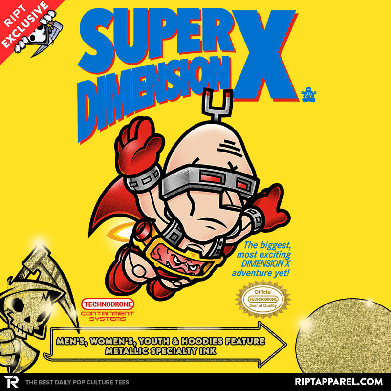 Ript: Super Dimension X