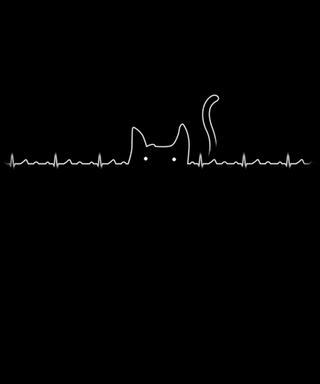 Qwertee: There is a Cat in my Heart