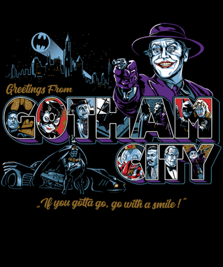 Qwertee: Greetings from GC