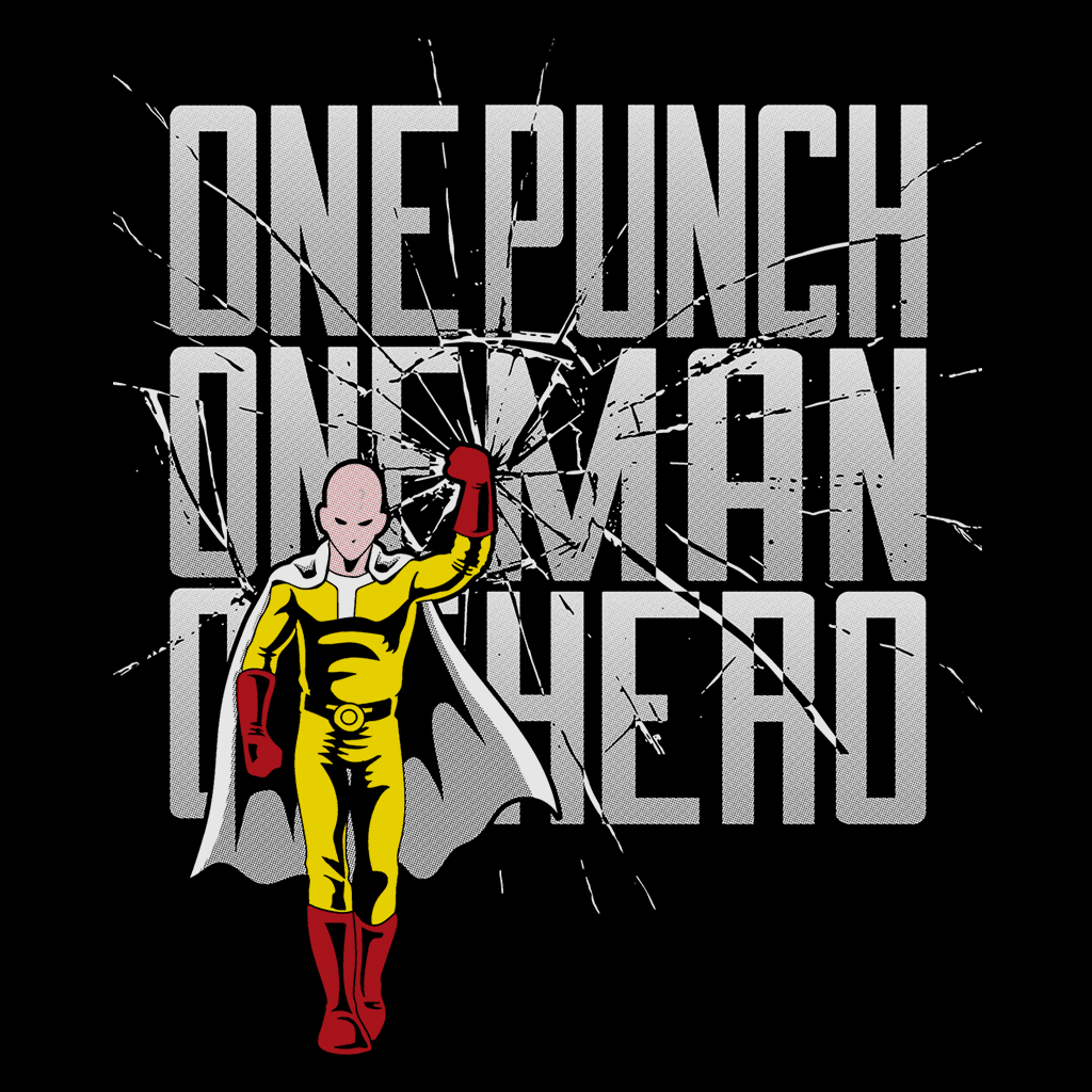 Pop-Up Tee: One Hero