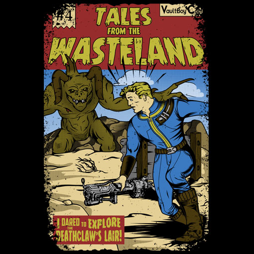 TeeFizz: Tales From The Wasteland