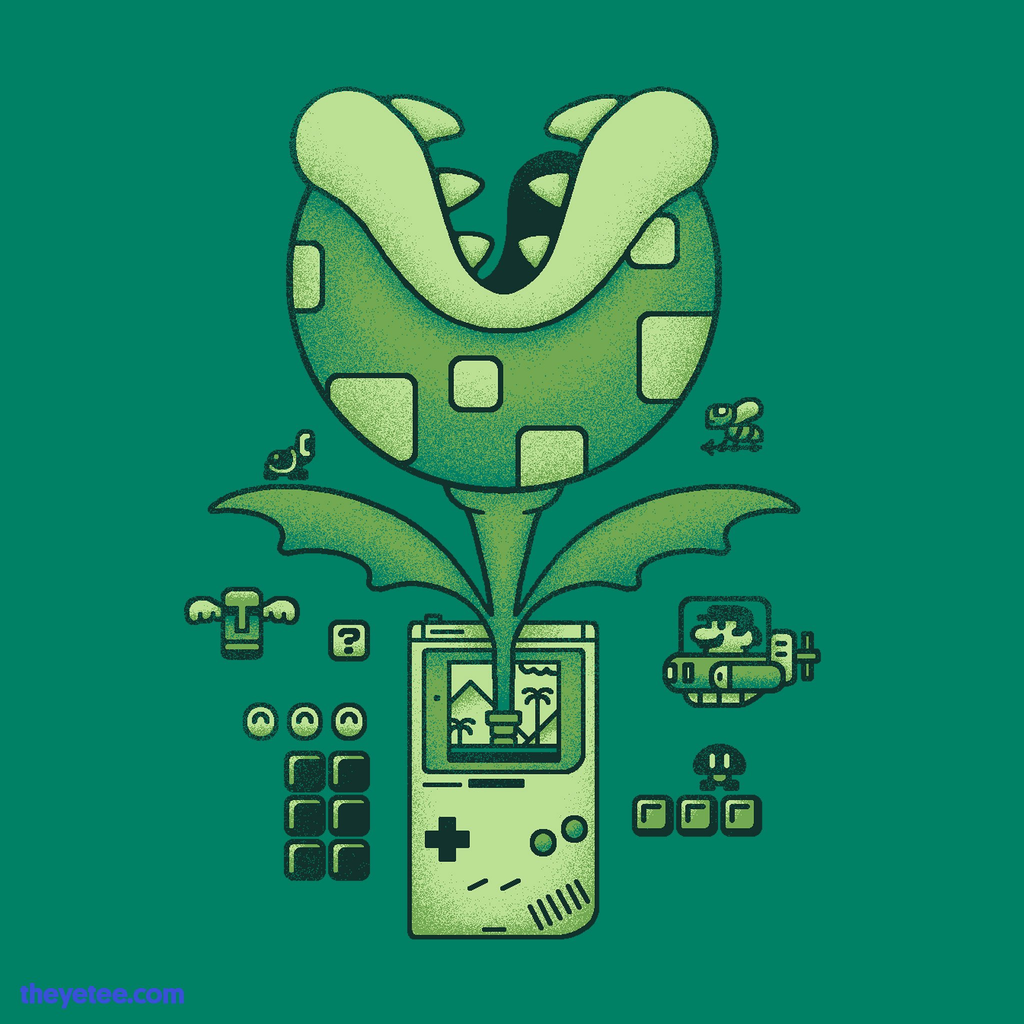 The Yetee: SARASALAND PLANT