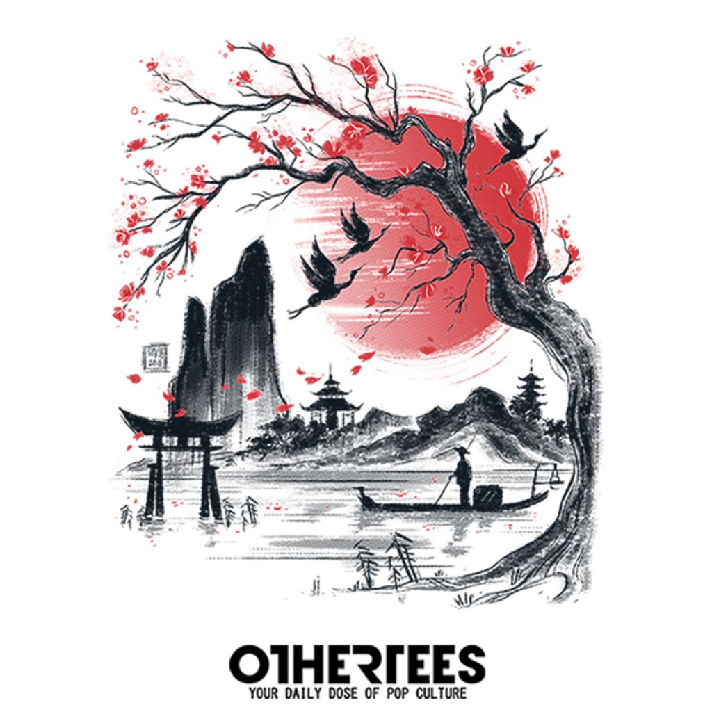 OtherTees: Japan dream