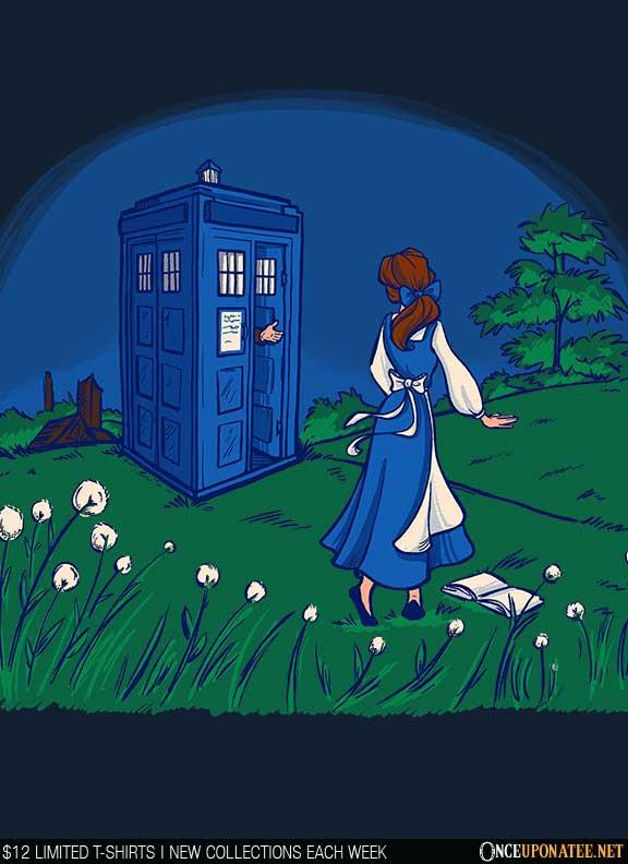 Once Upon a Tee: Adventure Awaits